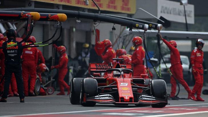 Gp Usa: a Verstappen le prime libere, Vettel secondo