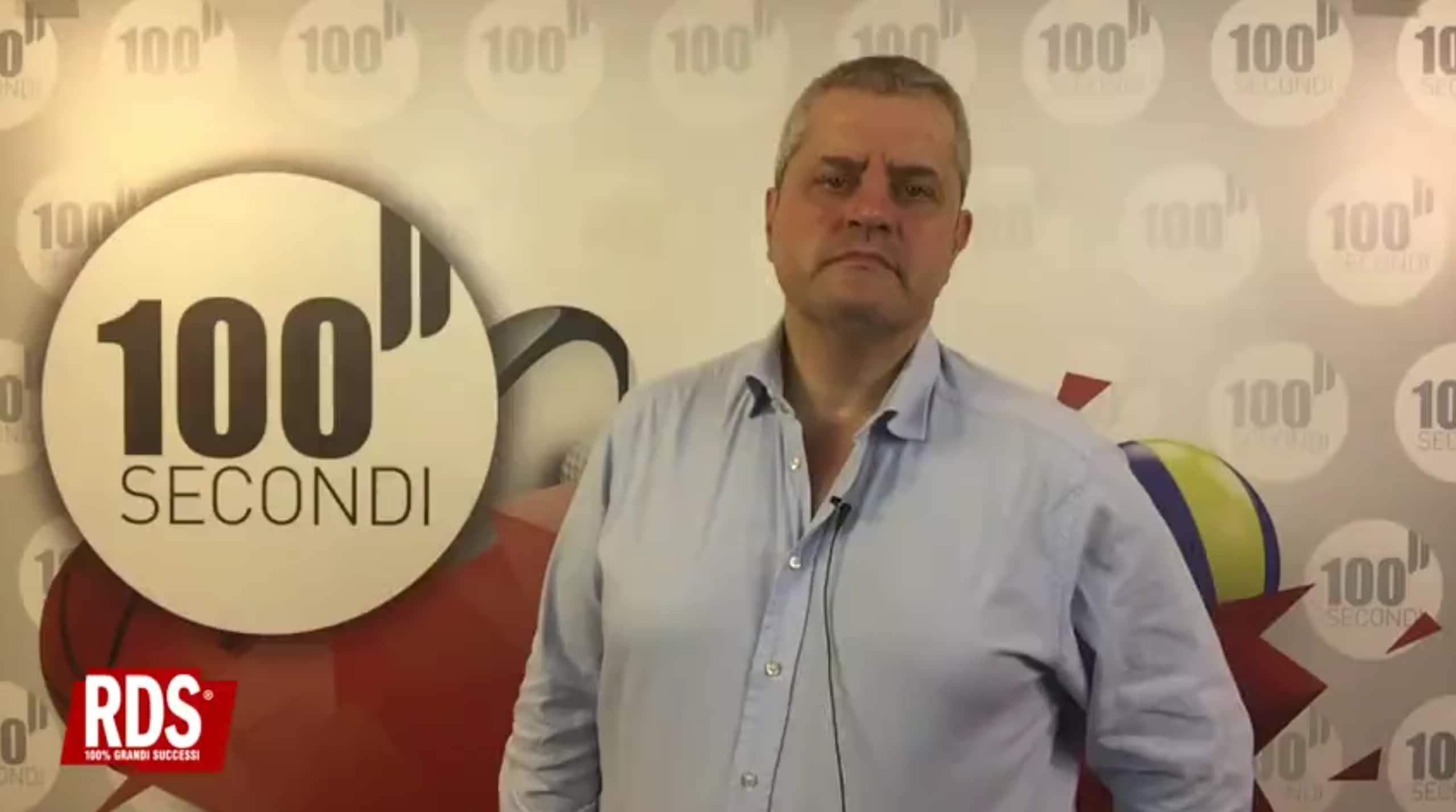 """I 100 secondi di Sandro Bocchio: """"Torino: un derby che mette i brividi"""""""