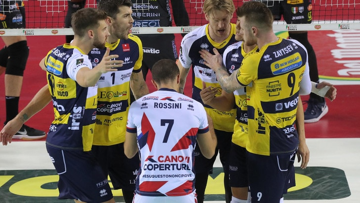 Modena-Perugia, finale giusta