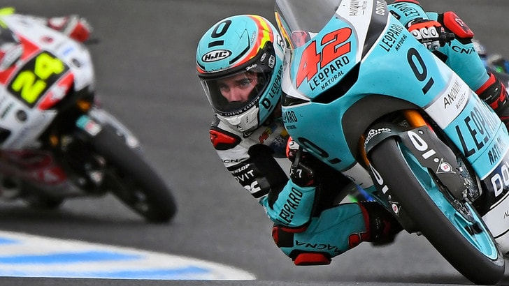 Moto3: pole di Ramirez in Malesia, Dalla Porta settimo in griglia