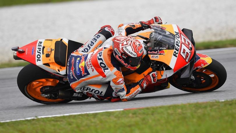 MotoGp Malesia: Quartararo centra la pole, Valentino Rossi sesto