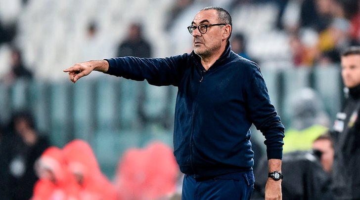 Torino-Juve, la formazione ufficiale di Sarri