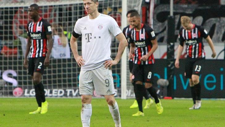 Tonfo del Bayern Monaco. Vincono Lipsia e Dortmund, il Gladbach resta in vetta