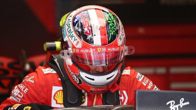 Gp Usa: Verstappen vola nelle prove libere 3, Vettel secondo