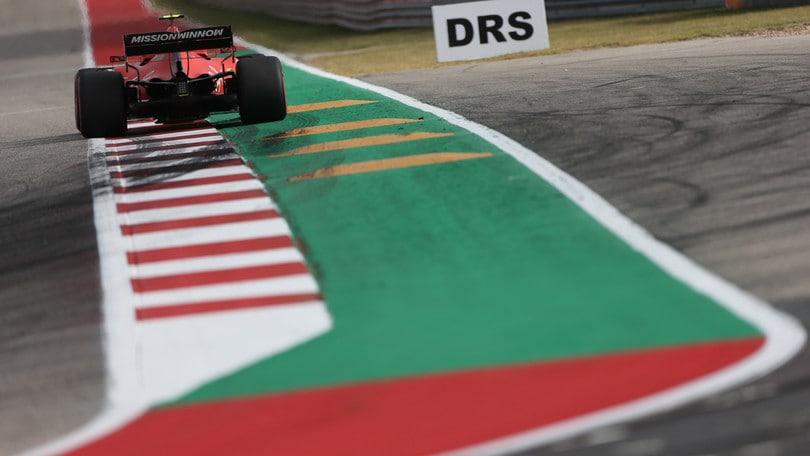 """Gp Usa, Leclerc: """"Non troppo soddisfatto delle qualifiche"""""""