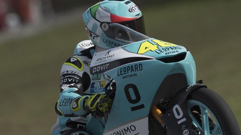 Moto3: in Malesia nuova vittoria per Dalla Porta, Vietti quinto