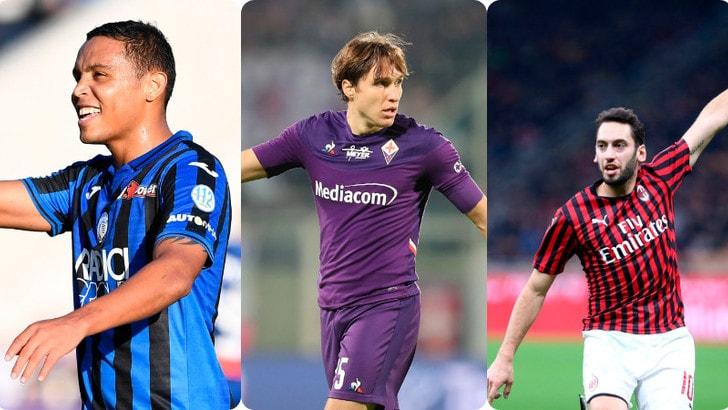 Serie A: le probabili formazioni dell'11° turno