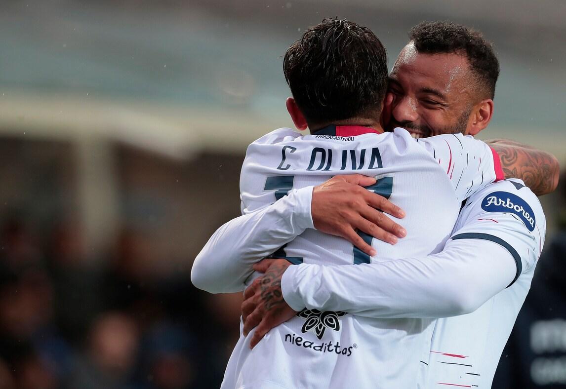 Cagliari da sogno: Atalanta ko, è zona Champions