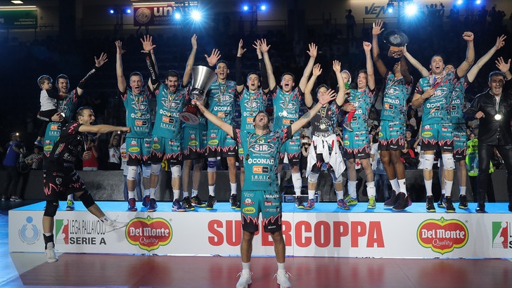 La Supercoppa italiana vince anche in TV