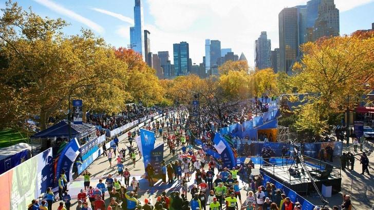 Kamworor e Jepkosgei padroni di New York Marathon e della mezza maratona