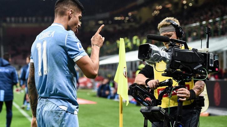 Milan-Lazio 1-2: Correa lancia Inzaghi al 4° posto