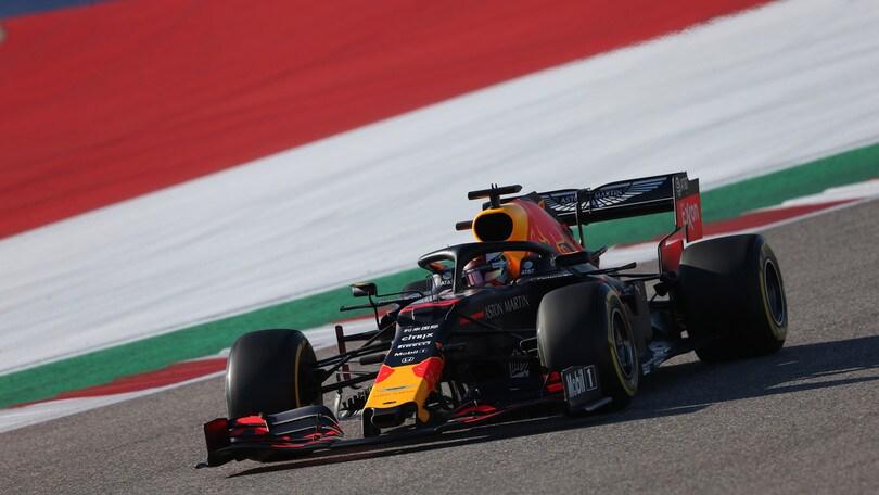 "Verstappen: ""Oggi le Mercedes erano troppo veloci"""