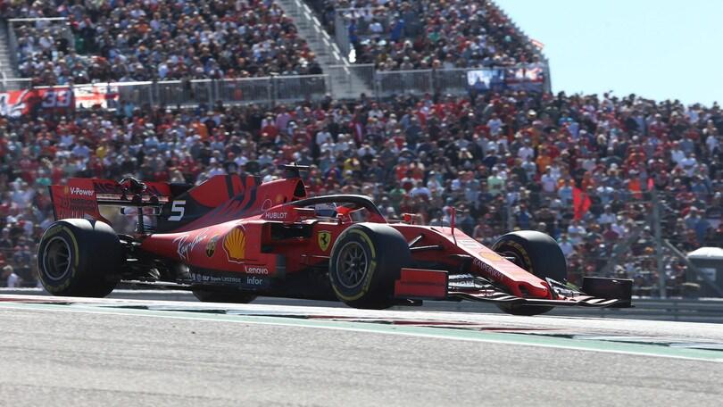"""Vettel: """"Difficile far funzionare la Ferrari oggi"""""""