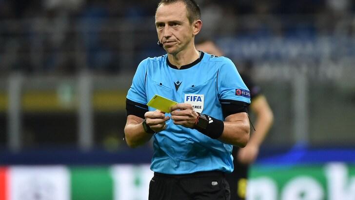 Risultati immagini per kulbakov arbitro