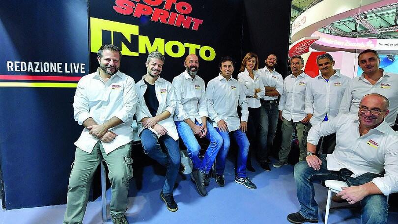 A EICMA 2019 appuntamento allo stand di In Moto