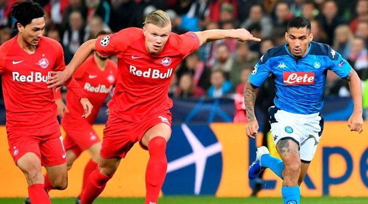 Juve-Haaland, il Salisburgo vuole 100 milioni. E' asta con Real e United