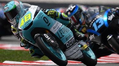 Moto2, Dalla Porta: