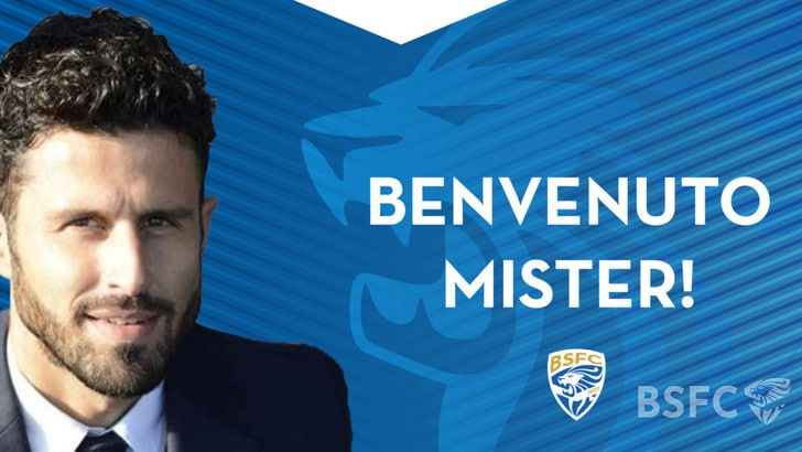 Brescia, Fabio Grosso in panchina: c'è l'ufficialità