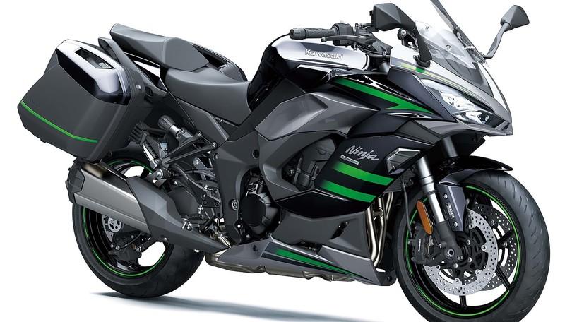 EICMA 2019, Kawasaki porta le sue novità