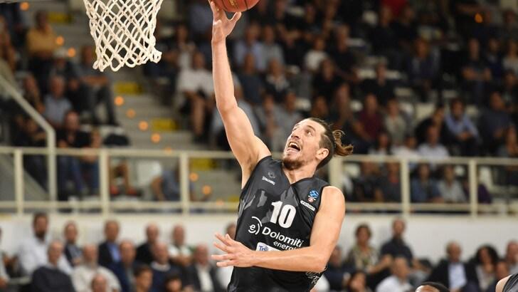 Eurocup: Trento vince a Istanbul, Venezia stende il Partizan a Belgrado