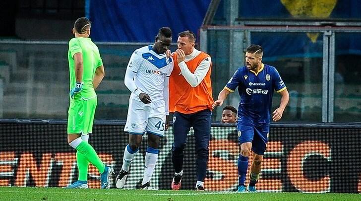 """Balotelli: """"Ho fermato il gioco perché mi sono rotto le palle"""""""