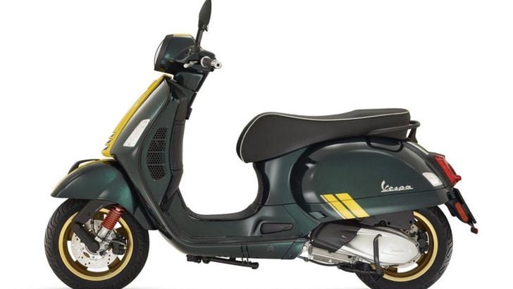 Piaggio e Vespa, i nuovi scooter a EICMA 2019
