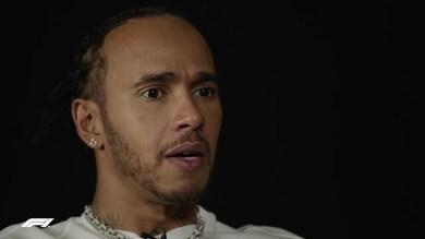 """Hamilton: """"Devo tutto al kart e ai sacrifici di mio padre"""""""