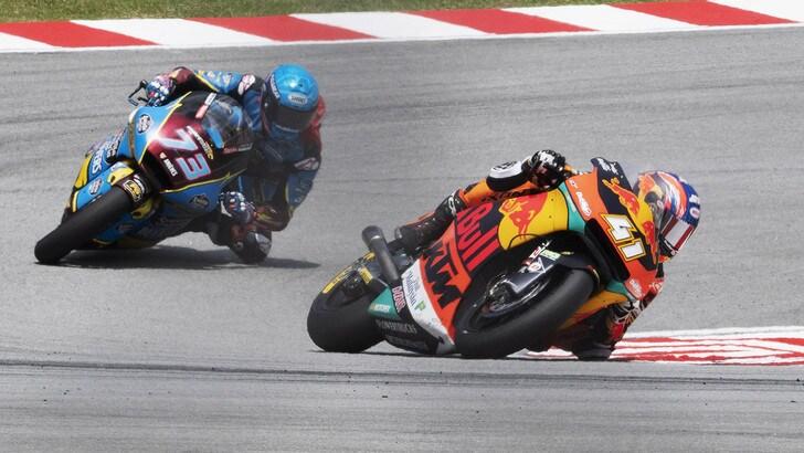 Moto2: l'anno prossimo arrivano le wild card