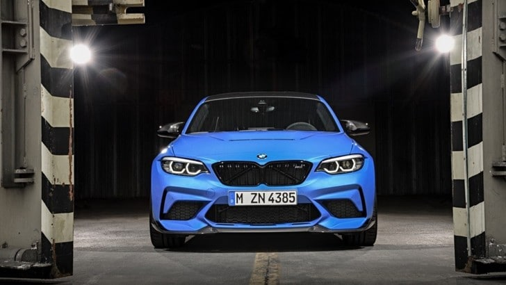 BMW M2 CS, la potenza fa un passo avanti