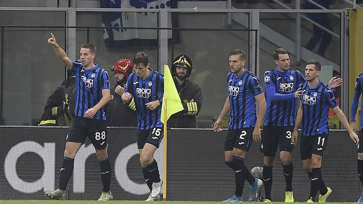 Atalanta-Manchester City 1-1: Pasalic segna, Ilicic spaventa Guardiola