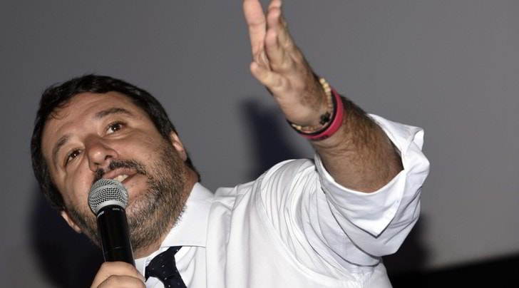 """Salvini su Balotelli: """"No lezioni agli italiani da un milionario viziato"""""""