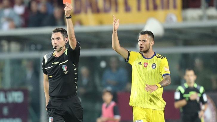 Serie B, Sacchi per Frosinone-Chievo. Entella-Pordenone a Baroni