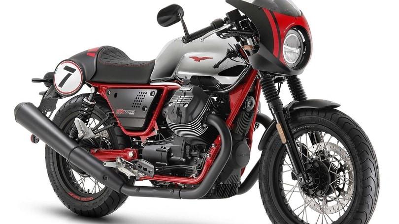 Moto Guzzi lancia V85 TT e V7 Special a EICMA 2019