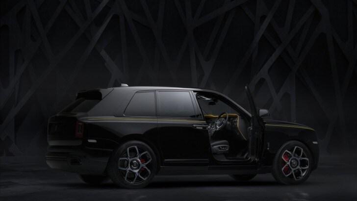 Rolls Royce Cullinan Black Badge, la nuova frontiera del lusso