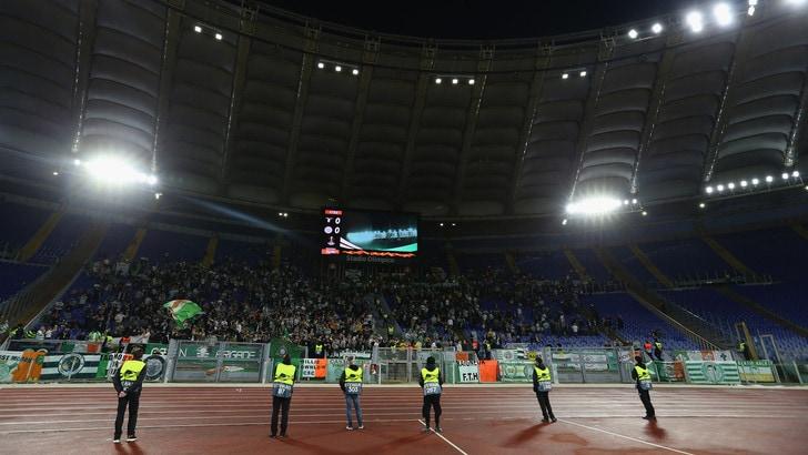 Terremoto, scossa avvertita a Roma prima di Lazio-Celtic