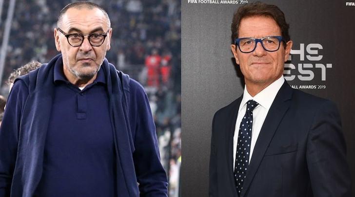 Juve, se Sarri batte il Milan supera anche Capello: ecco perché