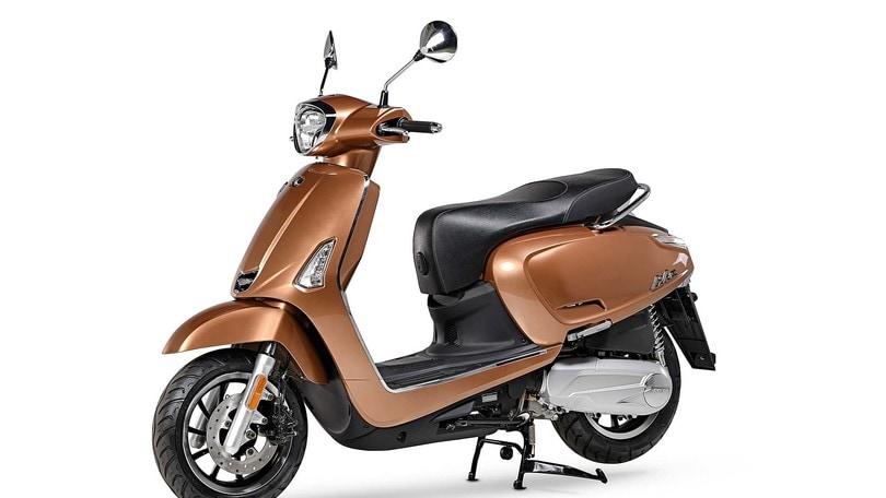EICMA 2019: Kymco presenta i suoi nuovi scooter