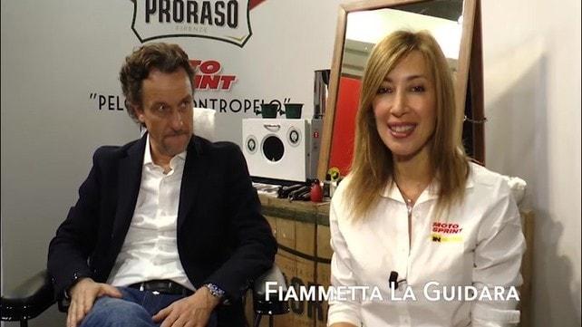 Pelo e... contropelo: Andrea Buzzoni (Triumph Italia) - Video