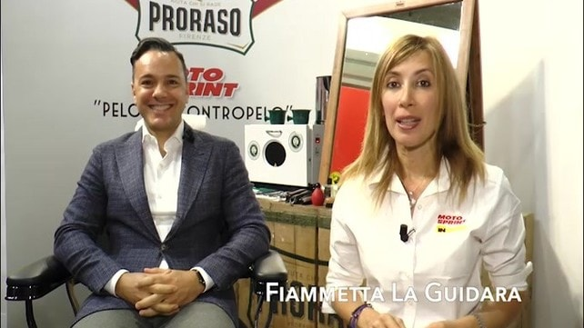 Pelo e... contropelo: Salvatore Nanni  (BMW Motorrad) - VIDEO