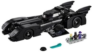 Batmobile, un set Lego dedicato all'auto del film del 1989