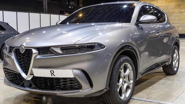 Alfa Tonale, produzione nel 2020 con motori benzina. diesel e ibridi
