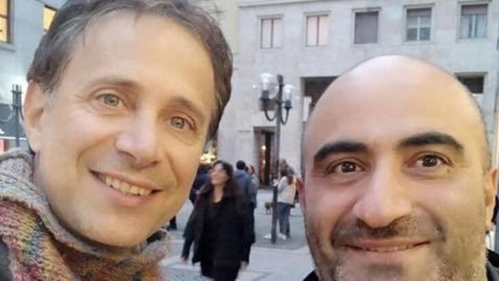 Un posto... al sole per Marco Spadafora con Paolo Romano!