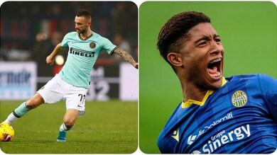 Diretta Inter-Verona ore 18: come vederla in tv e probabili formazioni