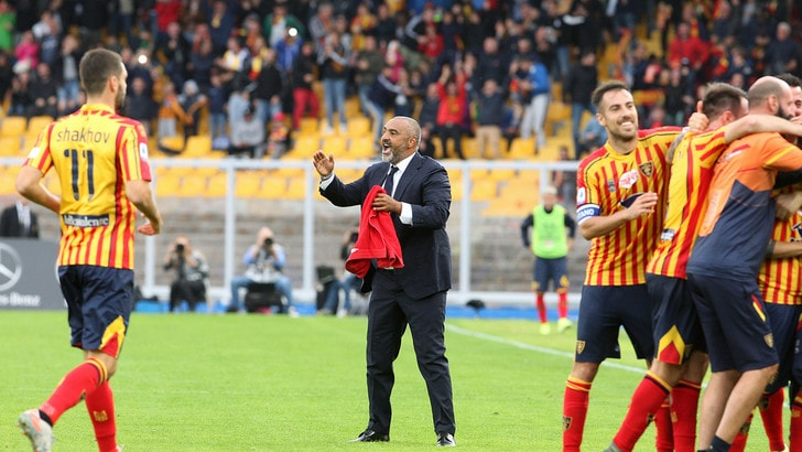 Lecce, Liverani: