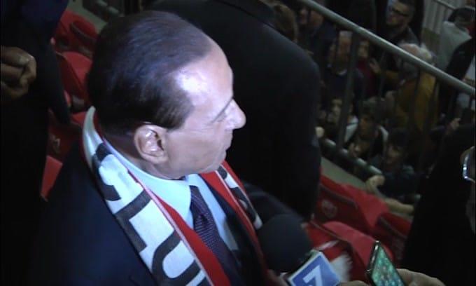 Berlusconi, niente ritorno al Milan