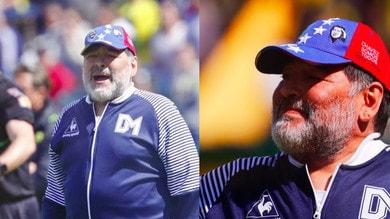 Maradona sorride, il Gimnasia vince sul campo dell'Aldovisi