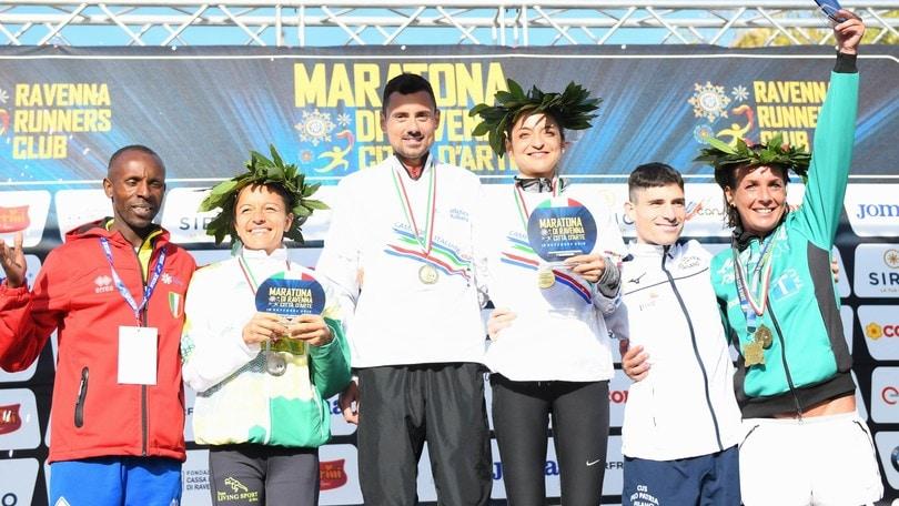 Maratona di Ravenna Città d'Arte, oltre diciottomila partecipanti