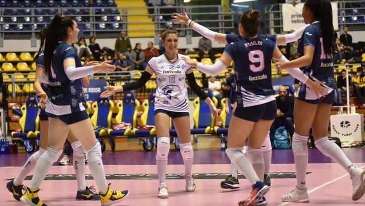 A2 Femminile, Omag ancora vincente, Trento raggiunta da Mondovì