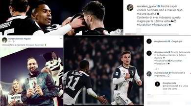 Juve, Dybala stende il Milan. Le reazioni social dei bianconeri