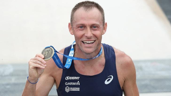 Maratona di Atene, Stefano Baldini torna per trionfare